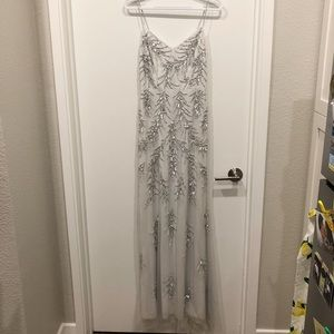 BHLDN beaded dress